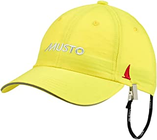Musto Fast Dry Crew Cap Hat in Surf Blue - Unisex