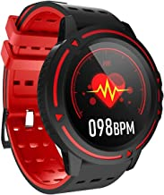 Smart horloge 1,3 inch scherm fitness tracker, stappenteller armband, bericht push smart herinnering Ip67 waterdicht outdo...