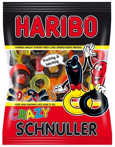 Haribo Crazy Schnuller, 30er Pack (30x 200 g Beutel)