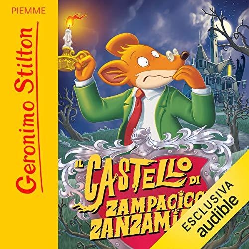 Il castello di Zampaciccia Zanzamiao copertina