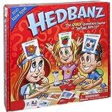 NINGXUE HedBanz Guessing Game 6 años en adelante para 2 Jugadores, Familiar Juego Interactivo Entre Padres e Hijos para niños