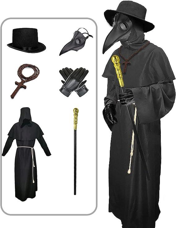 plague doctor halloween costume