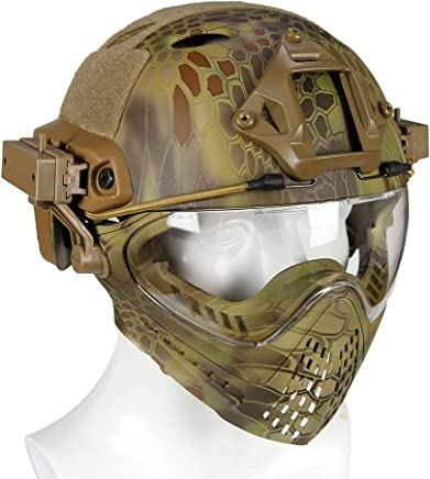 CUTICATE Repro WW2 Deutsche M35 Wendehelm Splinter Camo F/ür M40 M42