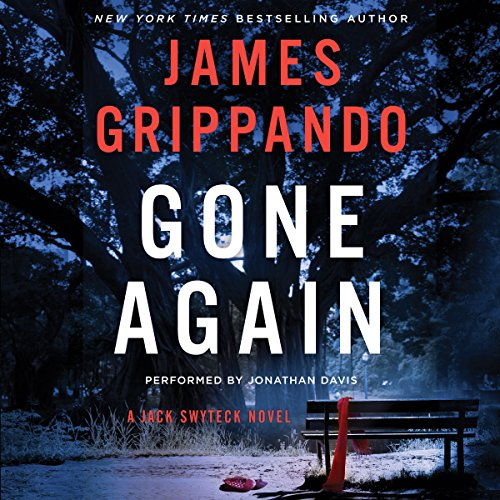 Gone Again audiobook cover art