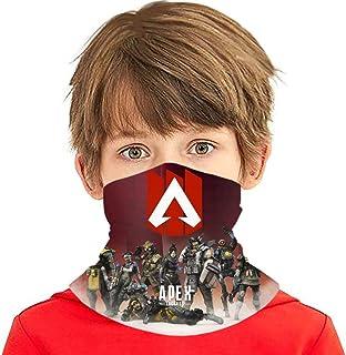 لعبة شعبية أطفال الرقبة Gaiter غطاء الوجه الأولاد بنات بانداناز الفم غطاء القماش عصابات الرأس أنبوب بالاكلافا