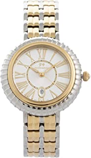 franco Valentino Dress Watch for Women, Analog, Stainless Steel Band, FV8722