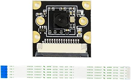 Waveshare 8MP IMX219-D160 Modulo Telecamera grandangolare 160° FoV Compatibile con Raspberry Pi Camera Board V2 Supporto Registrazione Video e risoluzione Foto IMX219-120 Camera - Trova i prezzi più bassi