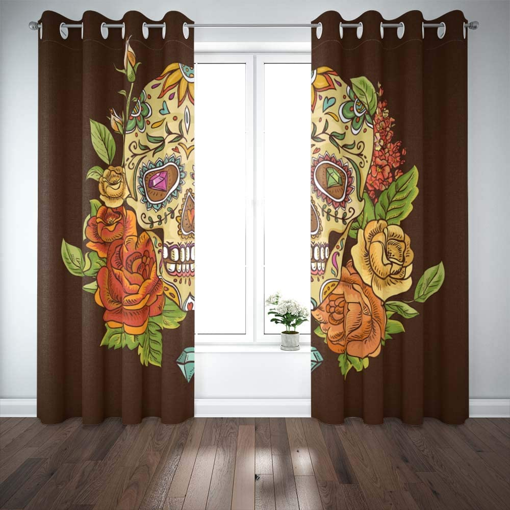 Teepel Door Window Curtain Boho Curtains 84 Quality inspection 52 67% OFF of fixed price X Inches