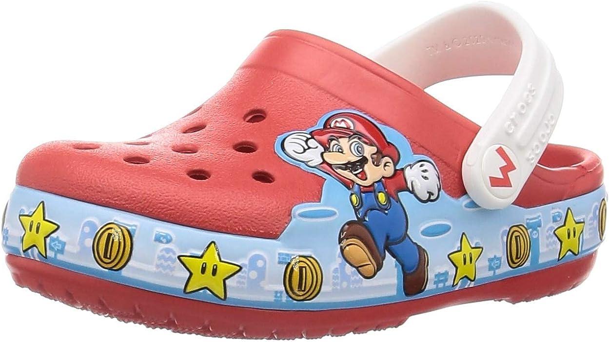 Light Up Shoes for Kids Crocs Kids Fun Lab Spiderman Light Up Clog