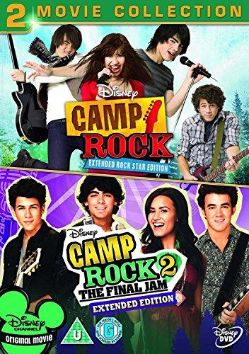 Camp Rock & Camp Rock 2 [UK Import]