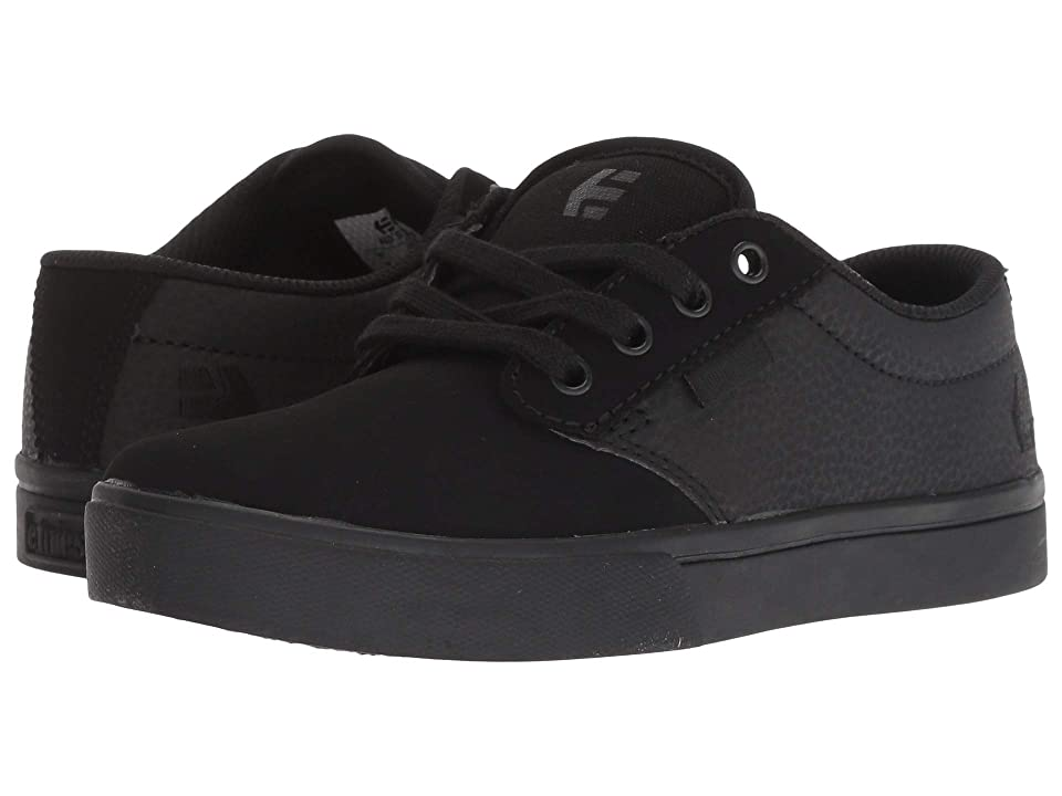 etnies Kids Jameson 2 Eco (Toddler/Little Kid/Big Kid) (Black) Boys Shoes