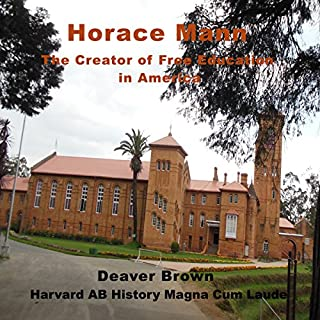 Horace Mann cover art
