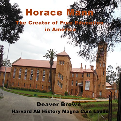 Horace Mann cover art