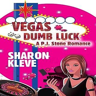 Vegas Dumb Luck audiobook cover art