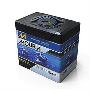 Bateria AGM Moto Moura 12V 5Ah MA5-D 150I 300I TRX 450ER TRX450R 90X XLR XRE 190 300 ABS ADVENTURE