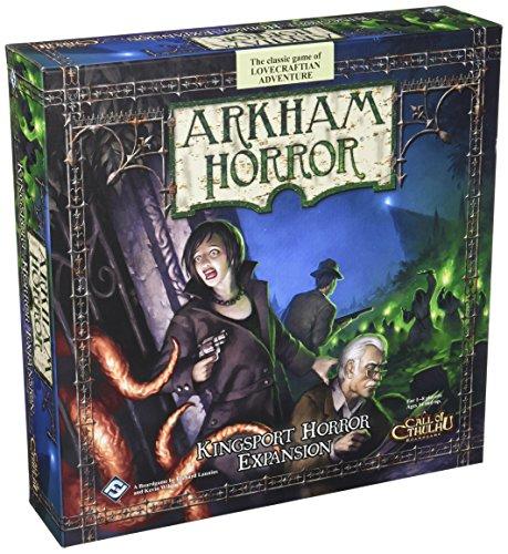 Fantasy Flight Games Arkham Horror: Kingsport Horror Expansion
