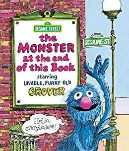 Monster at the End of This Book, The (Sesame Street) by [Jon Stone, Mike Smollin]