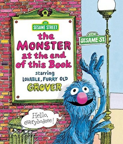 Monster at the End of This Book, The (Sesame Street) (English Edition)