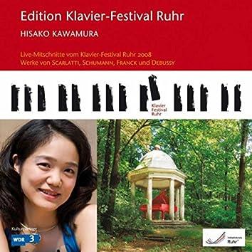 Hisako Kawamura (Edition Ruhr Piano Festival, Vol. 22) (Live)