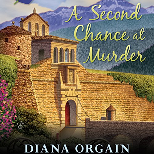 A Second Chance at Murder audiobook cover art