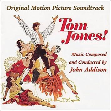 Tom Jones (original movie soundtrack)