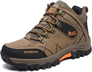 Hiking Boots Mens and Firm Outdoor Boots for Hiker
