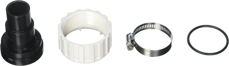 Waterway 400-9280 3.8cm Fbt 3.2cm Hose Adapter Union