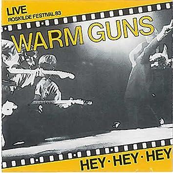 Hey Hey Hey (Live Roskilde Festival '83)