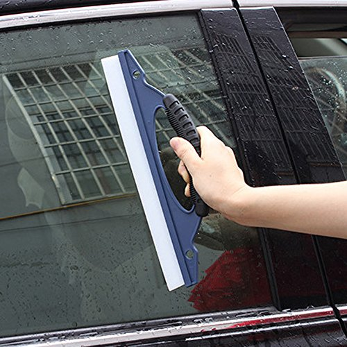 anruo Glaswisser zeepreiniging douche badkamerspiegel auto borstel auto glazen deur reiniger