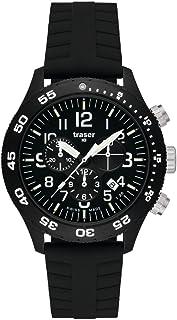 トレーサー 腕時計 traser H3 P67 オフィサー クロノグラフ プロ 107101
