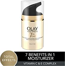olay total effects facial moisturizer