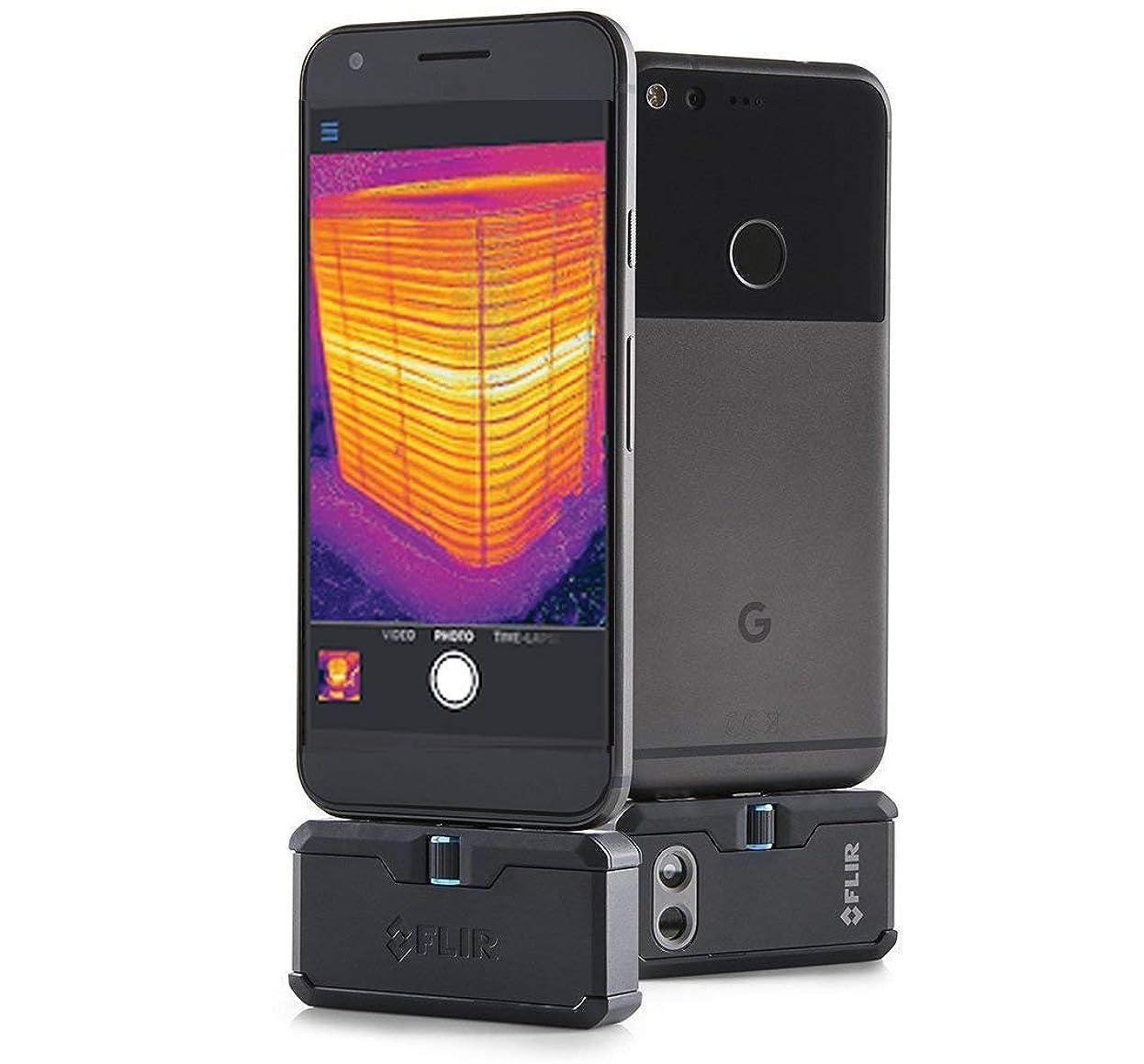 生物学薬理学劣るFLIR(フリアー) android(Type-C) 用 FLIR ONE Pro LT版 赤外線サーモグラフィカメラ [並行輸入品]