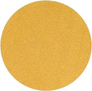 Coarse Grade of 25 60 Grit CAI Approved Coated PSA Sanding Disc pkg Aluminum Oxide 25 PK Non-Vacuum