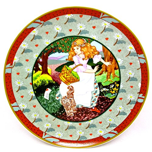 Heinrich Villeroy & Boch once upon a Rhyme collezione a tisket a Tasket CP2