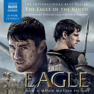 The Eagle of the Ninth audiobook cover art