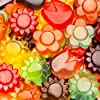 Albanese Confectionery Gummi Awesome Blossoms, 5 Pound Bag #2