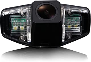 Super HD Vehicle Camera 1280x720 Pixels 1000 TV Lines car Rear View Reverse Parking Camera Back up for Honda Accord TSX Pilot Civic EK FD Odyssey Acura TSX