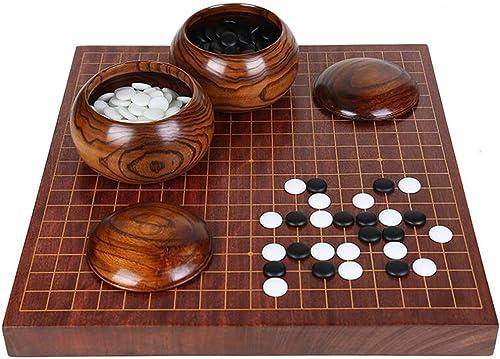 Centro comercial profesional integrado en línea. HongTeng Tablero de ajedrez clásico para Adultos y y y Niños de Madera Maciza New Yunzi (Color   A)  precios razonables