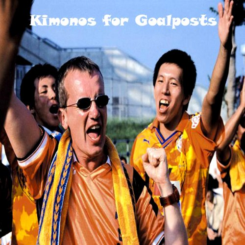 Kimonos for Goalposts cover art