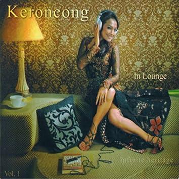 Keroncong in Lounge, Vol. 1