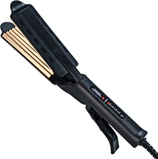Hair Crimper Iron for Waves 2 inch Crimping Iron for Hair Fluffy Volumizing Iron Ceramic Hair...