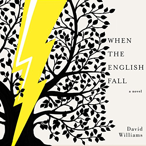 When the English Fall audiobook cover art