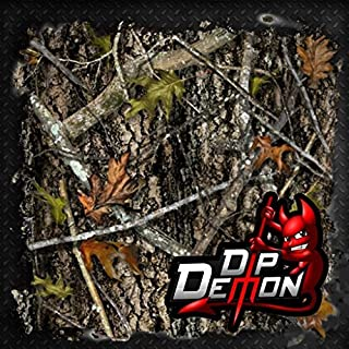 True Timber Hydrographic Film New Conceal Camouflage Camo Hunting Tree Bark Leaves Branches Dip Wizard Dip Demon New Conceal Camo Hydrographic Film Water Transfer Printing