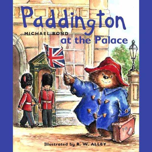 Paddington at the Palace cover art