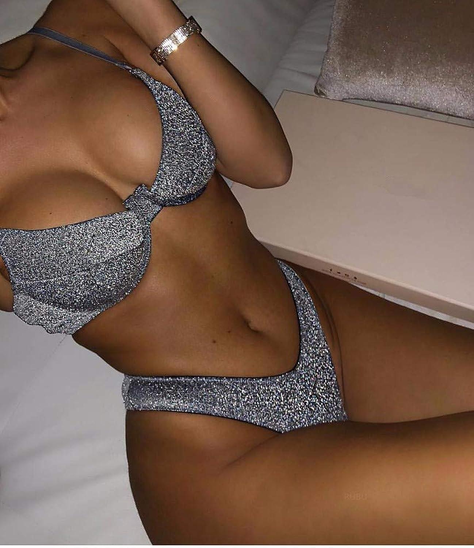Wangjian& Bikini Swimwear Femme-Frauen Badeanzug Frauen Bikini B07P5QVVDF  Qualitätsprodukte