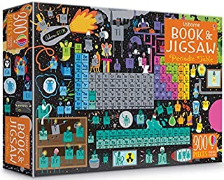Periodic Table (Usborne Book and Jigsaw): 1 (1474969437) | Amazon price tracker / tracking, Amazon price history charts, Amazon price watches, Amazon price drop alerts