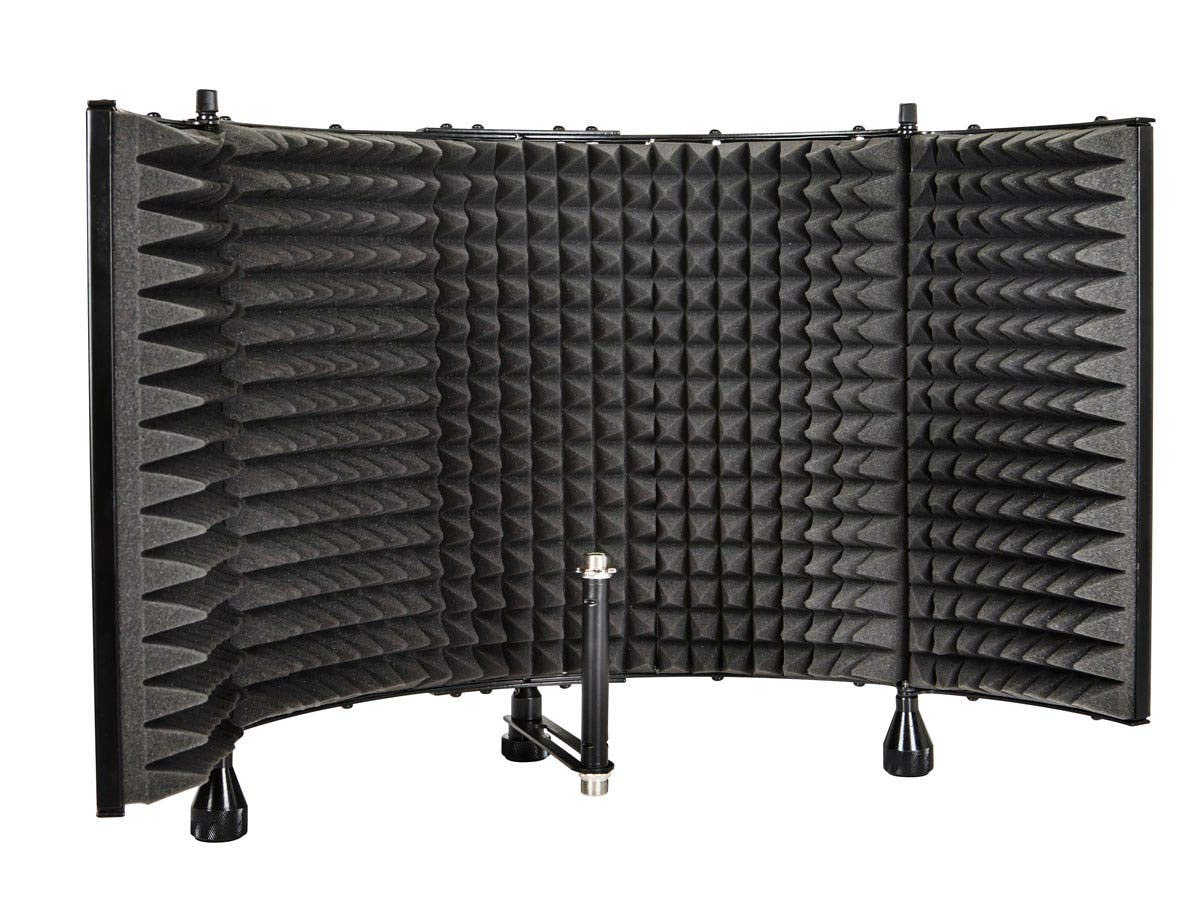 Monoprice Microphone Isolation Shield Absorbing