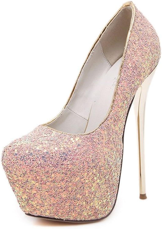MINIKATA High Heels Nude High Heels Women shoes Wedding shoes
