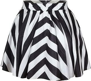 Best vertical striped mini skirt Reviews