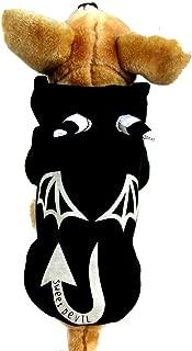 Mogoko Dog Cat Halloween Costumes, Funny Pet Cosplay Dress, Puppy Fleece Hoodie Coat Clothes,Autumn Winter Warm Jumpsuit Outfit Apparel